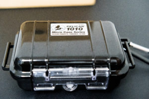 RX100を入れる用のペリカンケース