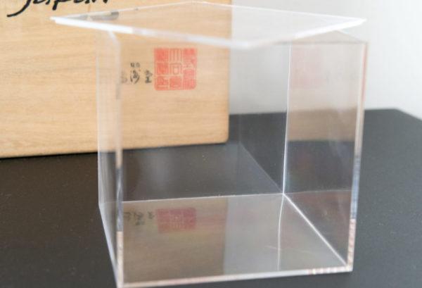 FF7R一番くじロックグラス用のアクリルケース